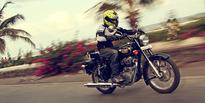 Overdrive2013 Royal Enfield Bullet 500