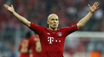 Arjen Robben extends contract with Bayern Munich till 2018