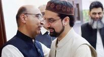 No problem with Hurriyat leaders talking to Pak: Government