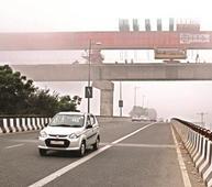 Delhi fogged