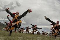 In Tibet, festivals serve a political purpose