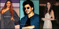 Shah Rukh Khan to romance Deepika Padukone and Katrina Kaif - News