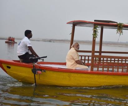 PM Modi to visit Varanasi on Oct 24