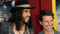 Russell Brand: Tom Cruise wouldn't convert me to Scientology