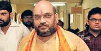 Amit Shah to meet Advani, Joshi for blessings
