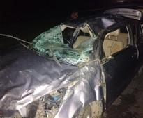 Software engineer killed as car topples on NICE Road