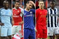 Every Premier League player whose contract expires this summer - who is your club set to lose?