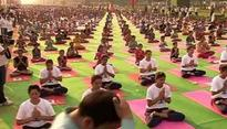 Connecting the world: Here is how the world is celebrating International Yoga Day