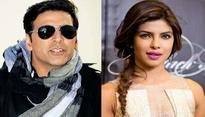 Let us call Priyanka Chopra if she has a problem with me: Akshay Kumar