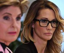 Trump notes latest accuser is a porn star: Oh,...