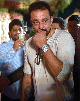 Sanjay Dutt takes on Kabuliwala