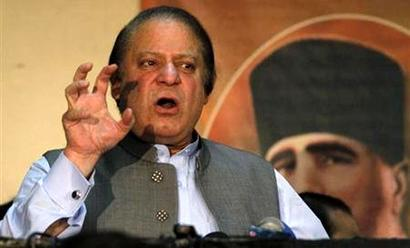 Pak PM inaugurates country's largest warship tanker