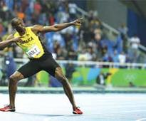 Bolt clinches 8th gold, claims 200m