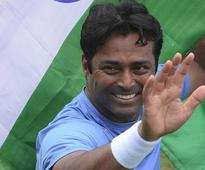Seven-up Leander Paes has Games in blood