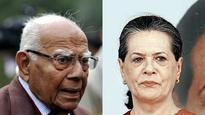 Ram Jethmalani offers free legal services to Sonia Gandhi in National Herald case