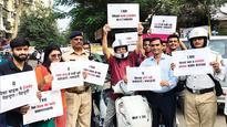 No honking: Traffic dept to run in Mumbai Marathon