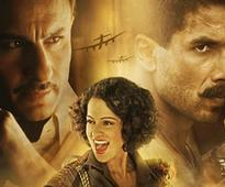 Shahid Kapoor is grateful for all the love hes getting for Rangoon