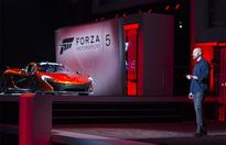 Mclaren and Forza Motorsport 5 collaborate