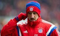 Bayern Munich winger Franck Ribery returns to training