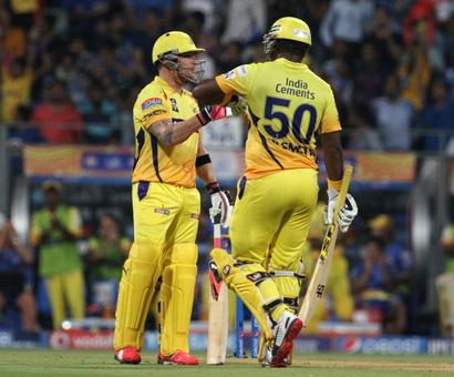 Smith, McCullum steer CSK to victory; Mumbai's losing run continues