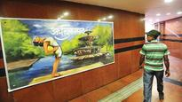 In a first, advertisements to liven up subways in Lutyens' Delhi