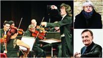 A symphony of maestros