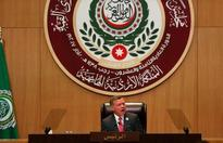 Rattled by Trump, Arab leaders renew call for Palestinian state