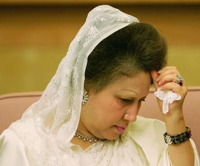 Khaleda Zia in jail, party all at sea