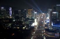 South Koreans rally near presidential Blue House, demand Park's resignation