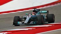 Formula 1 | United States GP: Mercedes' Lewis Hamilton blasts to pole in Austin