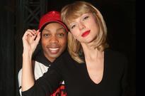 Watch Taylor Swift & Todrick Hall's Disney Sing-Along Around the Piano