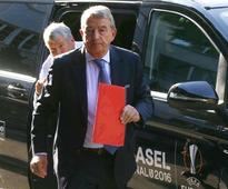 FIFA ethics investigation recommends two
