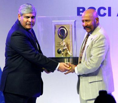 BCCI Awards: Big honours for Kohli, veteran 'keeper Kirmani