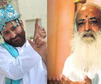 IT slaps Rs 750 crore fine on Asaram Bapu, son Narayan Sai