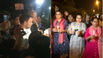 Unnao, Kathua Rape Cases: Rahul Gandhi holds midnight candlelight march at India Gate