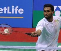 US Open GPG: HS Prannoy, Parupalli Kashyap set up final clash, Manu Attri-B Sumeeth Reddy go out in semis