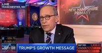 CNBC's Awful Trump Interview Highlights Its Larry Kudlow Problem