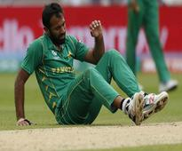 Was Difficult for Me To Sit and Watch Pakistan Play: Wahab Riaz