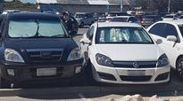Is this Perth's worst and cheekiest parking attempt?