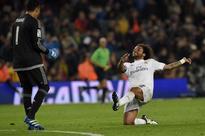 Keylor Navas shines in Real Madrid's 2-1 win over Barcelona