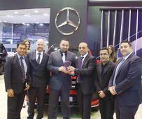 NBK wins top awards at Qatar Motor Show