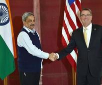 US vows to expand ties with 'major defence partner' India as Ashton Carter meets Manohar Parrikar