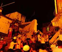 Mahim collapse: police names BMC officials, shop-owner