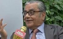 Economist Jagdish Bhagwati rates Modi govt at 6 on scale of 10