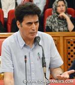 Wakaf Board has 14383 kanals of notified land: Syed Farooq Ahmad Andrabi