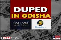 Odisha chit fund scam: Seashore office sealed