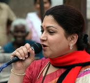 Actress Khushboo, who Made Controversial Remarks on Pre-Marital Sex, Joins Congress