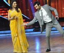 Madhuri Dixit didnt give me dancing tips: Ranbir Kapoor