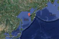Earthquake measuring 8.2 hits Russia's Far East