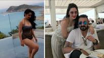 Maanyata Dutt and Sanjay Dutt are holidaying in French Riviera. Check pics here